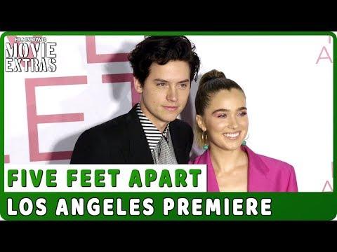 FIVE FEET APART | Los Angeles Premiere