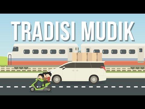 Kenapa Mudik Jadi Tradisi di Indonesia?
