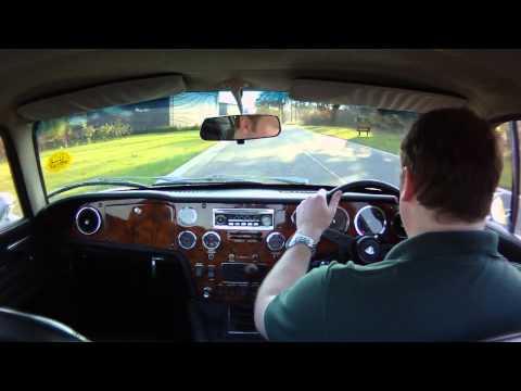 1972 Lotus Elan +2S 130/4 - in car