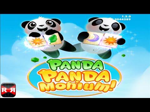 Panda PandaMonium (By Big Fish Games) - IOS - IPhone/iPad/iPod Touch Gameplay