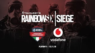 EVC - Rainbow Six Siege - PlayDay 04