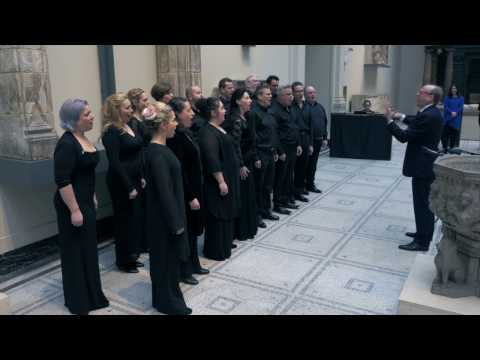 Victoria and Albert Museum: Royal Opera House Chorus #OperaPassion