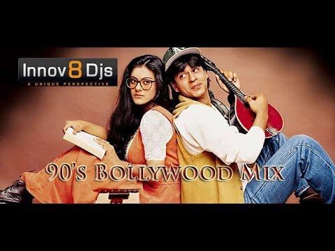 90's Bollywood Mix | Innov8 Djs | Old School Bollywood mix | Bollywood Wedding DJ