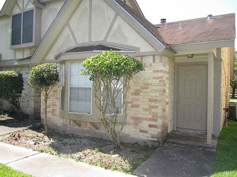 Houston Townhomes for Rent: Humble Townhome 2BR/2BA by Landlord Property Management in Houston
