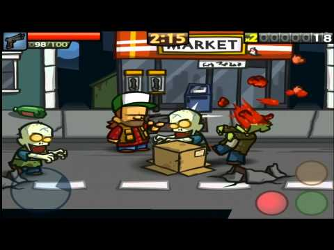 Zombieville USA 2 - US - iPad 2 - HD Gameplay Trailer