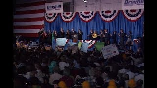 President Reagan's Remarks at a Campaign Rally for Senator James Broyhill on October 28, 1986