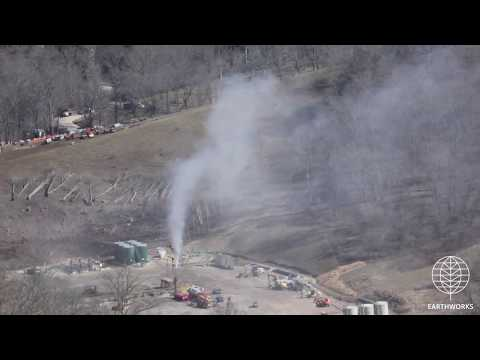 XTO Methane Disaster near Powhatan Point, OH (LONG_v1)