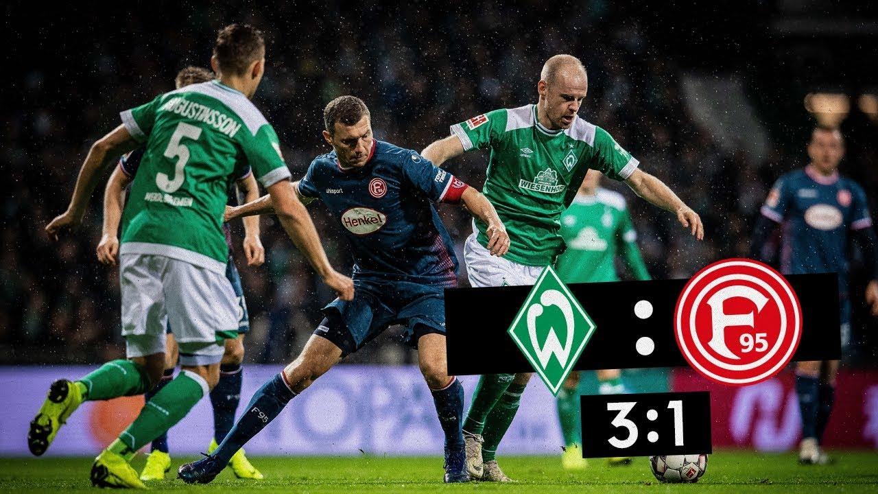 Werder Bremen Düsseldorf
