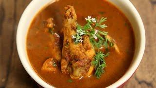 Chicken Kolhapuri | Popular Chicken Curry Recipe | The Bombay Chef - Varun Inamdar