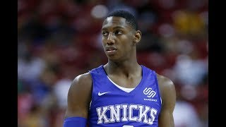 RJ Barrett 21 PTS, 8 REB & 10 AST vs. Wizards | NBA Summer League