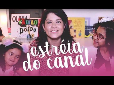 MUITO ALÉM DE CACHOS! - Estreia do Canal