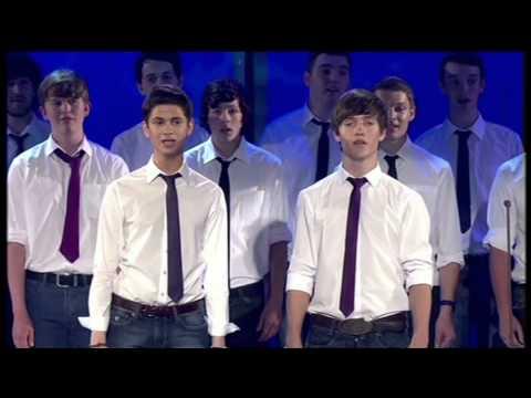Only Boys Aloud ~ Calon Lan at Eisteddfod 2012