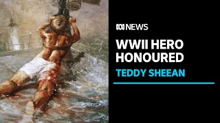 After a decades-long campaign, WWII hero Teddy Sheean has been awarded a Victoria Cross   ABC News