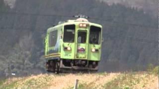 ゆりてつ!!(けいおん!!×由利高原鉄道)