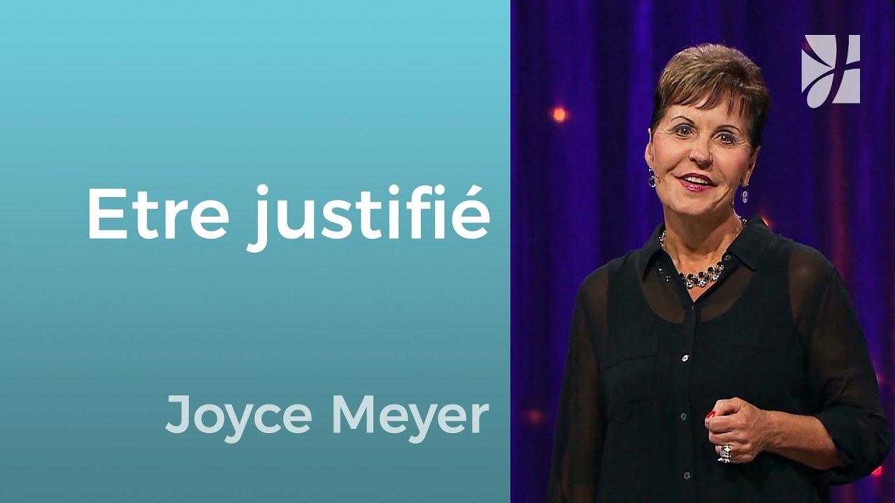 Des créatures justifiées (2/2) - Joyce Meyer - Grandir avec Dieu