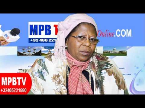 RDC-Inébranlable  Muanda Nsemi-Corps Tshisekedi à BXL=Malediction du  Rassemblement--J.Kasa-Vubu…