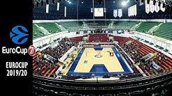 EuroCup Basketball Arenas 2019/20