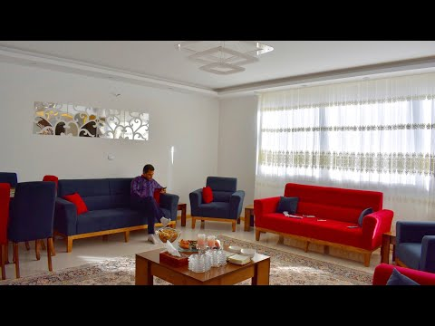 MODERN IRANIAN APARTMENT TOUR