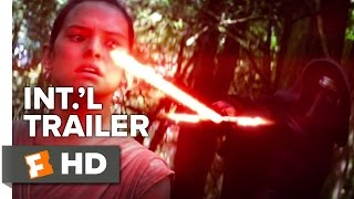 Star Wars: Episode VII - The Force Awakens Japanese TRAILER (2015) - Star Wars Movie HD