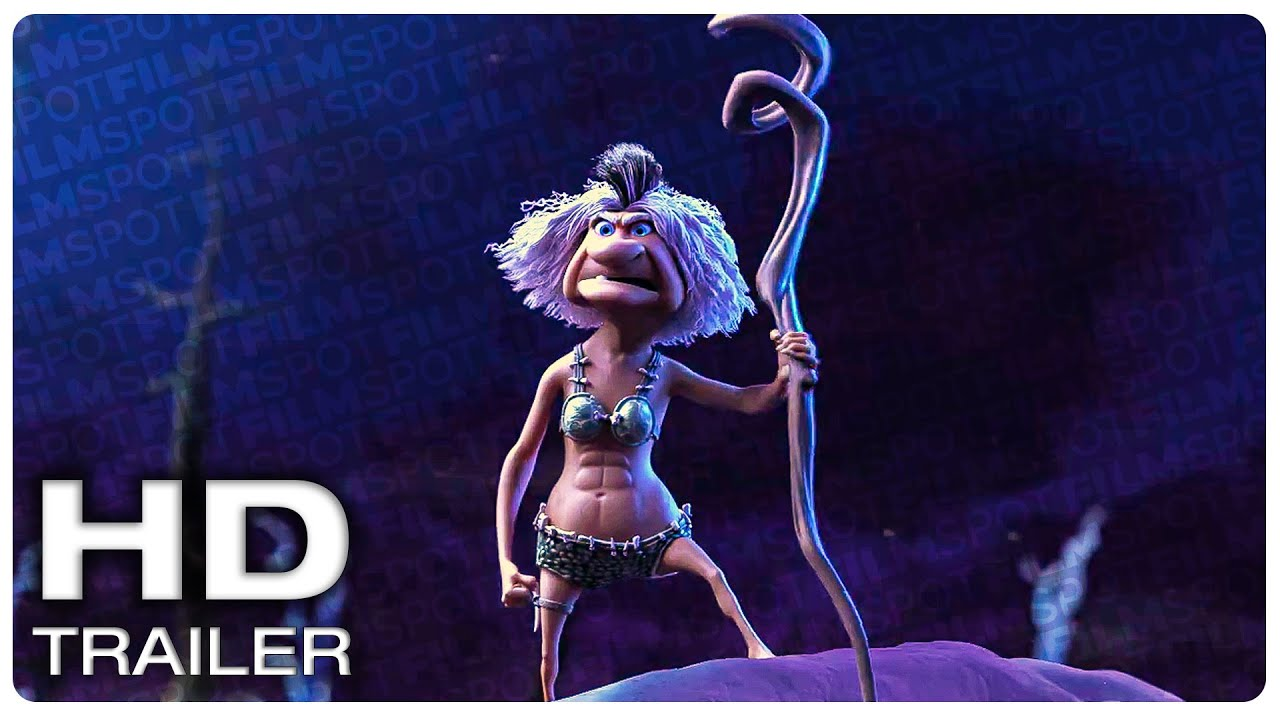 """Download Croods """"Feel the Thunder"""" Song Lyric Video 