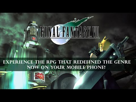 Final Fantasy VII (By Square Enix) iOS / Android HD Gameplay Livestream