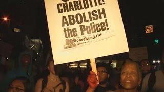 Footage released by Police on Charlotte shooting fails to resolve questions