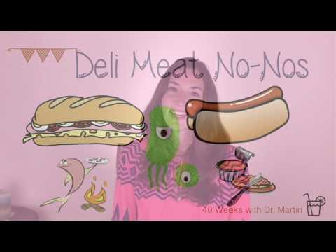Why Can't I Eat Deli Meat In Pregnancy?