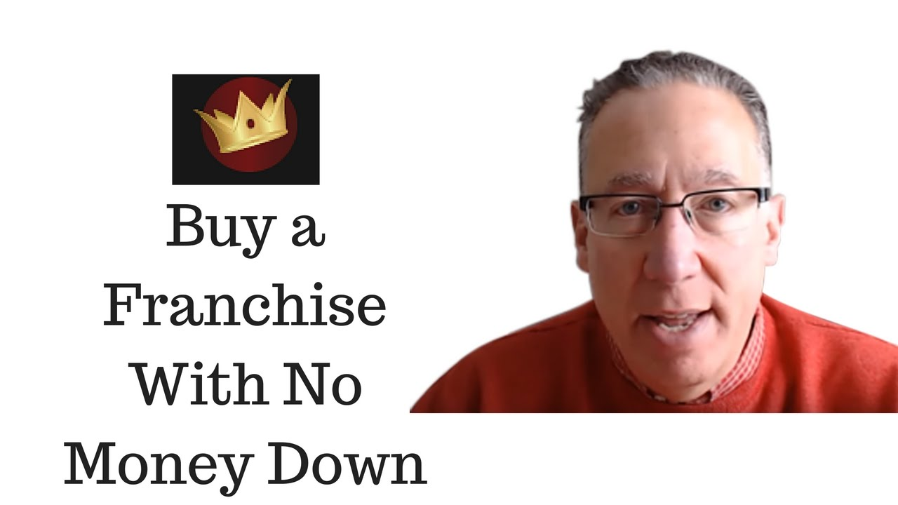 how to start a franchise with no money