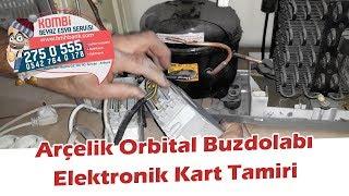 Arçelik Orbital Elektronik Kart Tamiri Tüm Türkiyeden Kargo…