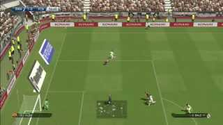 PES 2015 Demo Gameplay Real Madrid 2 - 0 FC Barcelona PS3 HD
