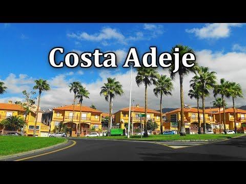 Costa Adeje Tenerife - Tour Of Resort