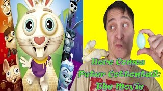 Easter-Riffic Month: Here Comes Peter Cottontail: The Movie (2005)