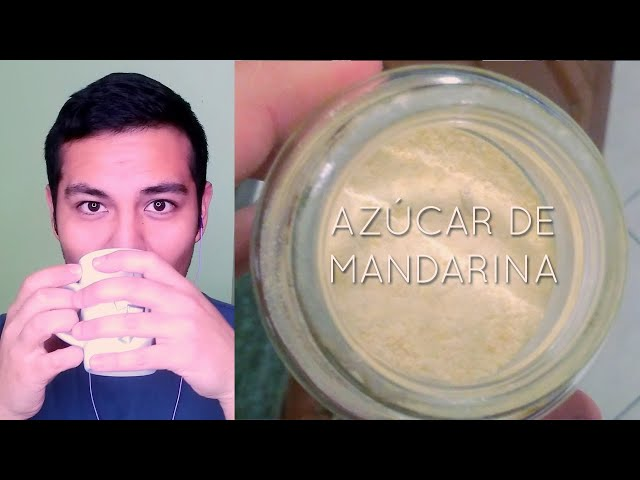Azúcar Gourmet de Mandarina - PepeCocina
