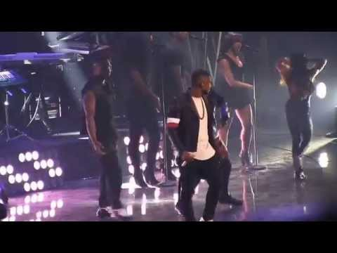 Usher Good Kisser 720p  @ the IHeartRadio Fest 2014