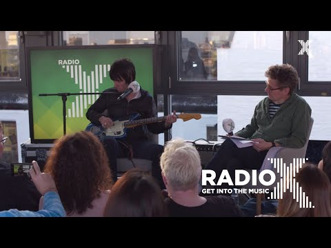 Johnny Marr in conversation with John Kennedy | On How Soon is Now