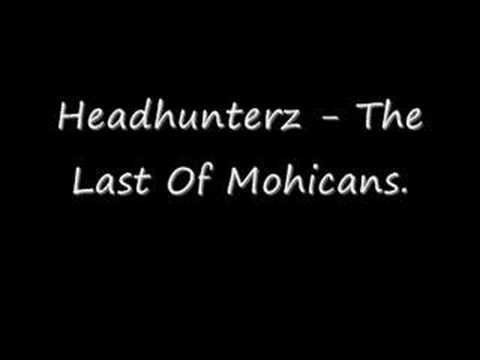Headhunterz - The last of the mohicans.