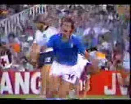 Marco Tardelli 1982 world cup final goal celebration