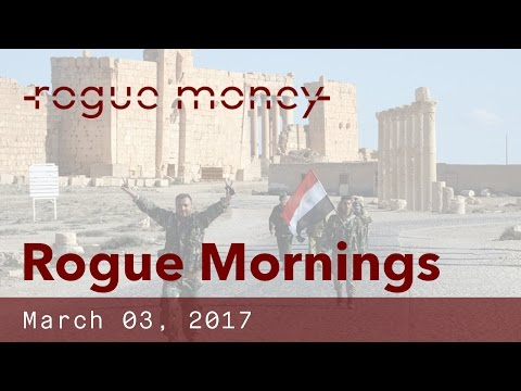 "Rogue Mornings with ""V"" & CJ - Russia Helps Palmyra, Trump Fights the Swamp (03/03/2017)"