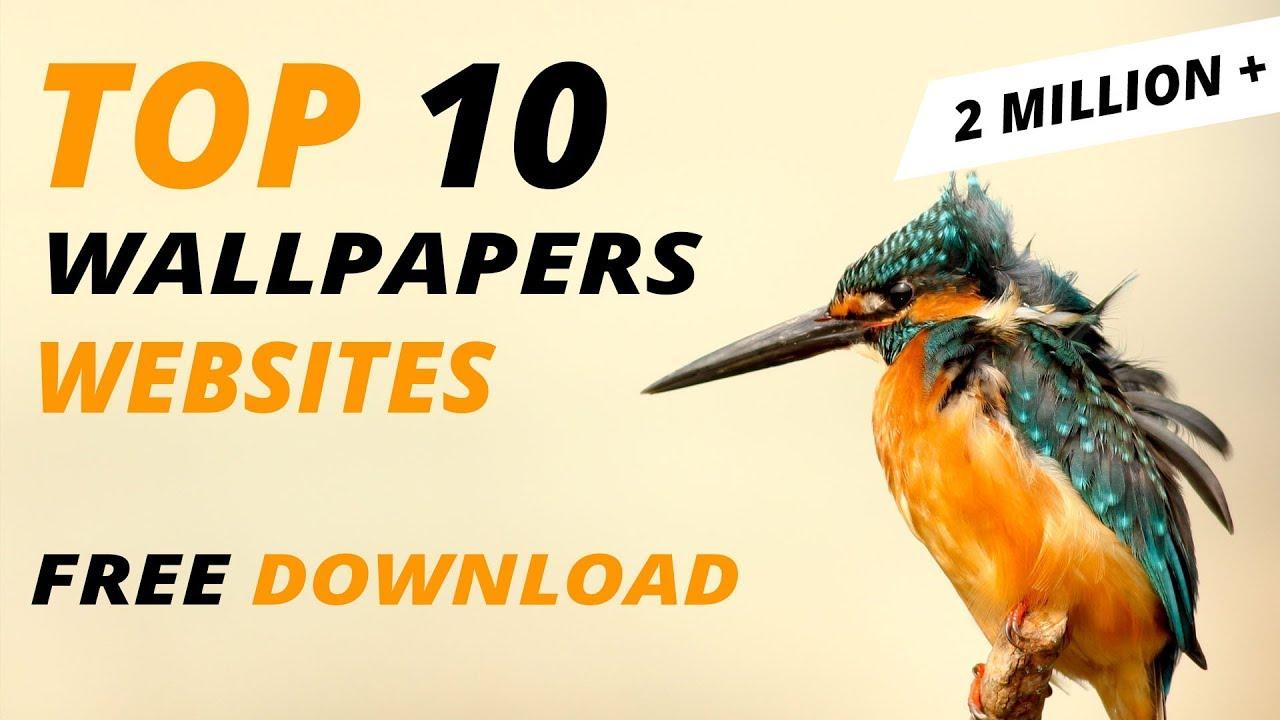 Top 10 wallpapers websites ,4k ,8k ,1080p HD wallpapers