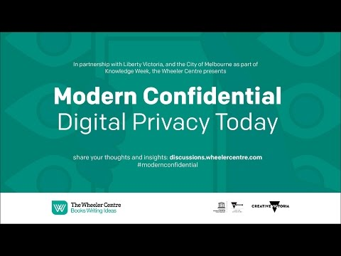 Modern Confidential: Digital Privacy Online