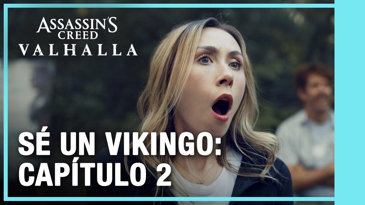 Assassin's Creed Valhalla - Sé Un Vikingo Capítulo 2: Mundo Abierto y Personalización