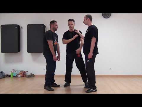 Stage Self Défense Pencak Silat avec Hugo Tronche chez XTraining