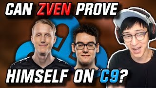 Cloud 9 picks up Zven and Vulcan to refresh their bot lane