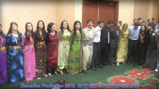 Kurdish Wedding  Nashville,TN 2010 Shivan & Zereen. Esam Sawa.HD 2ND