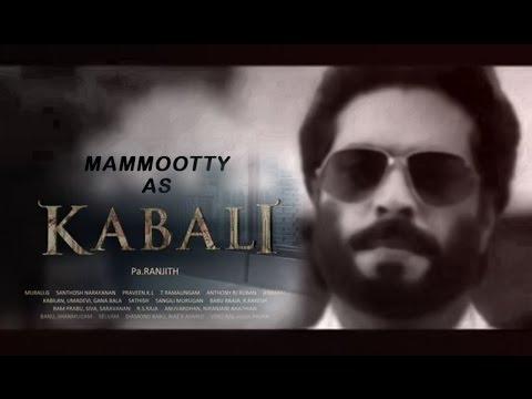 Mammootty as KABALI   samrajyam and gangstar movie   nerupp da