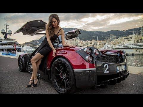 Backstage Pagani Huayra - Davide Cironi Drive Experience