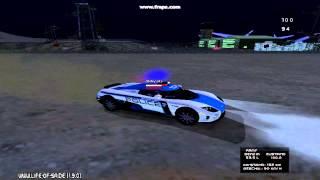 koenigsegg in gta samp als police car