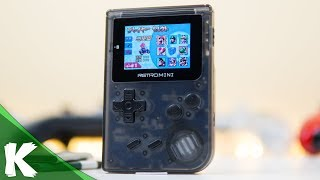 "Retro Mini | 2"" Handheld Retro Console 