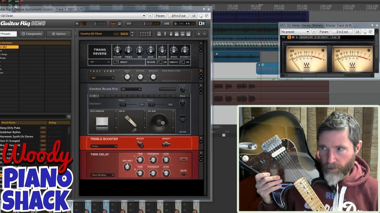 Guitar Rig 5 Review : guitar rig 5 player demo and review youtube ~ Vivirlamusica.com Haus und Dekorationen