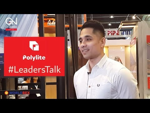 #LeadersTalk with Polylite Industrial Corp, Marvin M Gonzales
